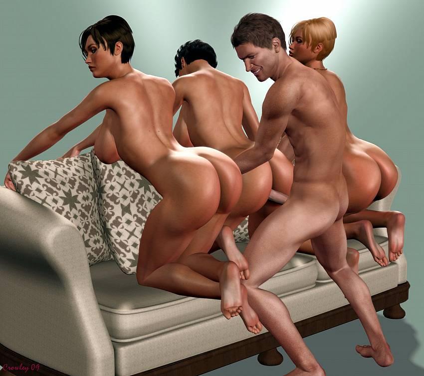 3d порно комиксы фото