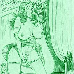 Cartoons dorothy.