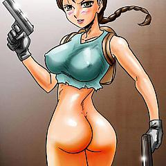 Cartoons lara.