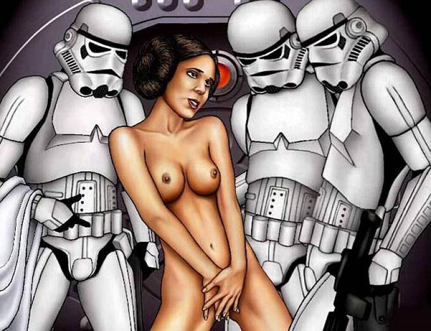 Opinion you Star wars toons xxx that