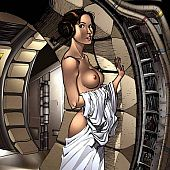 Star wars porn cartoons.